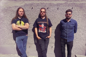 "RIKARD SJÖBLOM'S GUNGFLY Announce New Album ""Alone Together"""
